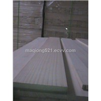good price and high quality paulownia edge glued boards