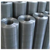 hot dipped galvanized high quality welded wire mesh panel