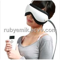 infrared electric air-pressure eye massager eye care device