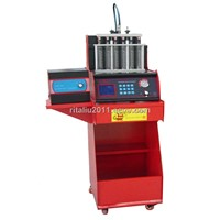 Injector Cleaner & Analyzer WL-LD6L, with LCD