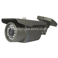 ir bullet cctv camera with infrared leds