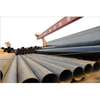 large diameter steel pipe