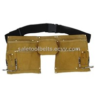 leather tool belts for carpenter or electrician YS-6711