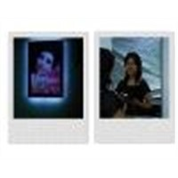 led light photo frame with sensor
