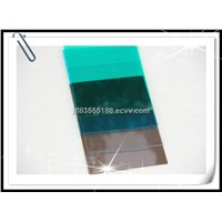 lexan polycarbonate solid sheet building material
