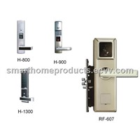 locks encryption remote control and fingerprint