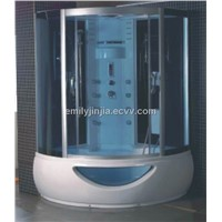 luxurious computer control steam shower for 2persons MJY-8070