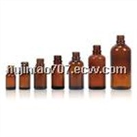 Moulded Glass Bottle (Glass Bottles for Syrups DIN Pp28mm)