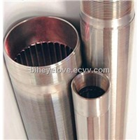 oil special screen tube