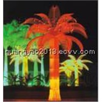our factory sell and produce LED coconut palm tree lighting,CE,GS,UL standard