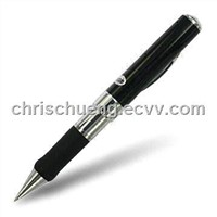 overt Pen Camera / Pen with Micro Mini Camera and USB Interface in Wireless Portable Design