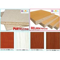 Plain or Malemine Particle Board for Furniture 1220*2440/1525*2440/1830*2440mm