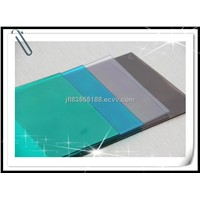 polycarbonate solid sheet for indoor decoration