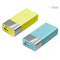 powerbank with 4000mAh, good for your mobile phone charger, uv coating, pvc packing