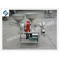 rice mill and crusher combined machine for sale