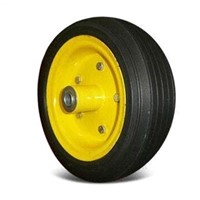 rubber-powder wheels