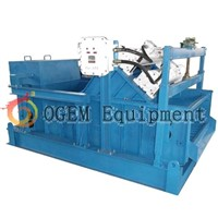 shale shaker in oil field from china