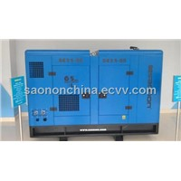 silent/sound proof/weather proof generator set