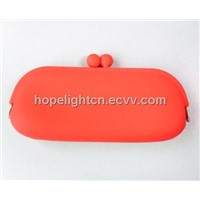Silicone Glasses Purse