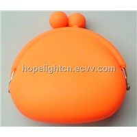 Silicone Coin Bag