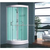 simple practical shower room with handle shower MJY-8075