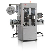 sleeve shrink labeling machine for pet/glass bottle