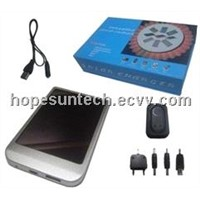 solar charger for mobile phone