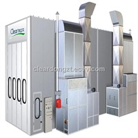spray booth/spray paint booth/paint booth/ spray paint room HX-1000