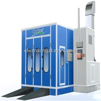 spray booth/spray paint booth/paint booth/ spray paint room HX-550