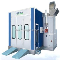 spray booth/spray paint booth/paint booth/ spray paint room HX-600