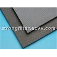 stainless sintered fiber felts