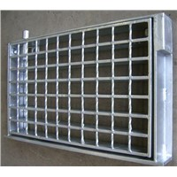 steel grating drain cover