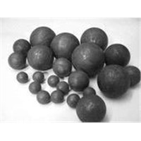 Grinding Media Ball, Mill Ball ,Forged Steel Ball