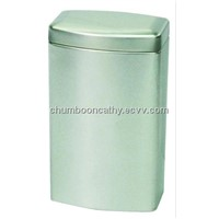 tea tin can