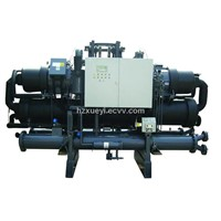 water cooled screw condensing unit