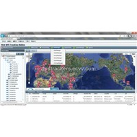 web GPS fleet management software