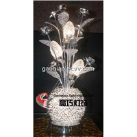 aluminum decorative table lamp