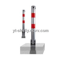 removable bollards,car parking barrier/lock,
