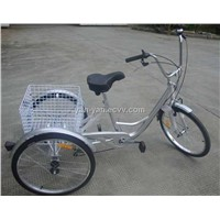 "24""shimano 6gear bicycle tricycle(YYP-TR-001)"
