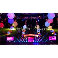 2013 new inflatable ball controlled by DMX for party decoration