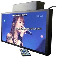 20 Inch LCD Bus Advertising Monitor