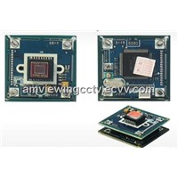 480tvl CCTV Board Camera Module, Two Board