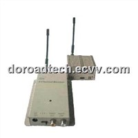 4 Channels Wireless Audio and Video Transmitter and Receiver / Transmission Equipment