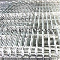 Galvanized Welded Wire Mesh / PVC Welded Wire Mesh