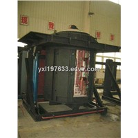 Induction Furnace With Steel Shell Structure