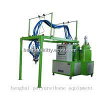 JH903 series polyurethane sole /forming machine