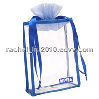 Make up bag, cosmetic bags, toiletry bag, gift packing bag, promotion bag, drawstring bag, PVC bag