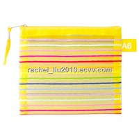 Mesh Bag, cosmetic bags, toiletry bags,stationery bags, pencil bag, pc bag