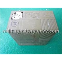 Non-rechargeable, Lithum Military Battery BA5590