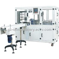 OK-401 Type Full-auto Handkerchief Tissue Bundling Packing Machine
